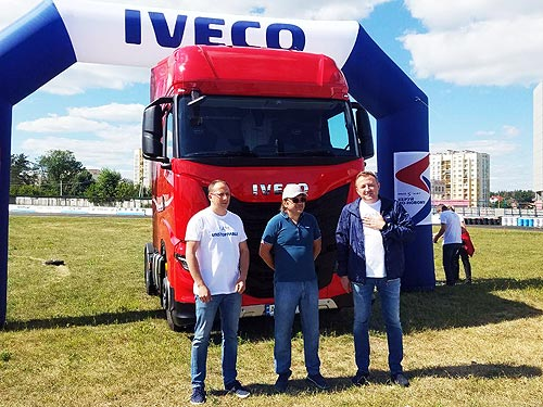 В Украине дебютировал новый IVECO S-Way - IVECO