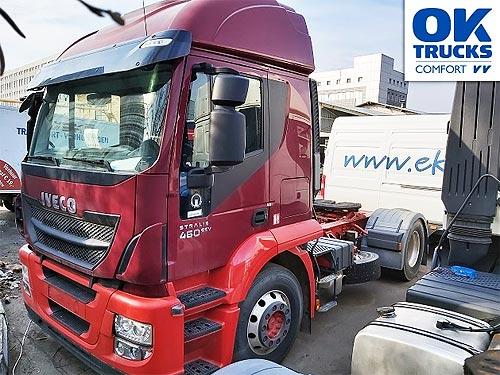 Iveco запускает специальное предложение на грузовики с пробегом по самой низкой цене - Iveco