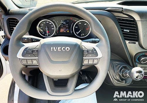 «Автомагистраль-Юг» закупила еще два топливозаправщика на шасси IVECO Daily - IVECO