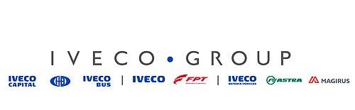 Какие бренды войдут в новосозданную Группу Iveco. Каким будет логотип - Iveco