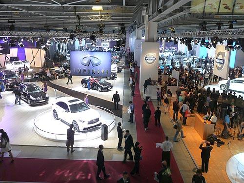 Главные мировые премьеры Московского автосалона 2012