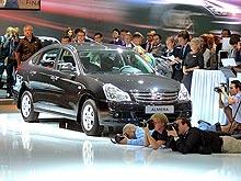 Стали известны официальные подробности о новой модели Nissan Almera - Nissan