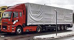 Тест-драйв: FORD Cargo 1835T - новый флагман в линейке Ford. Тягач с перспективой