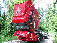 Тест-драйв: FORD Cargo 1835T - новый флагман в линейке Ford. Тягач с перспективой - FORD Cargo