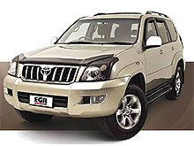 В Украине представлена новая коллекция автомобильных аксессуаров EGR 2011 года - аксессуар
