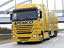 Популярные в Европе масла Pemco для грузовых авто и спецтехники завоевывают позиции лидера в Украине