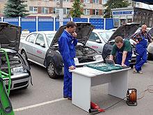 В Украине состоялся третий Слет диагностов - AV