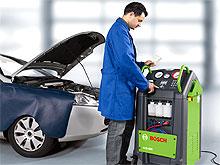 Компании AV предлагает специальные цены на приборы сервиса автомобильных кондиционеров - AV