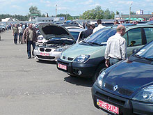 Процедуру снятия с учета автомобиля вообще хотят отменить - полиц