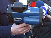 С 8 октября полиция начнет использовать автоматические радары скорости