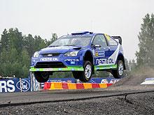 Лучшему украинскому дилеру масел Neste Oil подарили поездку на финский этап WRC