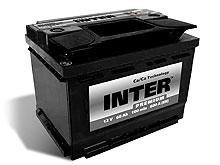 В Украине представили новую серию автомобильных аккумуляторов премиум класса INTER Premium