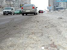 Как автомобилистам пережить суровые морозы - мороз