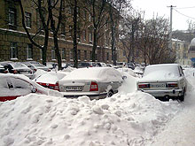 Как завести автомобиль в сильный мороз. Советы от бывалых - мороз