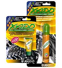 Семь полезных советов по применению состава XADO - XADO
