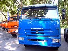 Российский рынок грузовиков в 2015 году упал на 42%