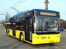 Днепропетровск закупит троллейбусы ЛАЗ вместо ЮМЗ - ЛАЗ