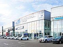 Под Киевом появится комплекс из 10 концептуальных 3S автоцентров