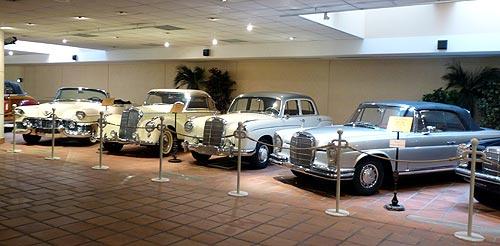Какие авто коллекционируют монархи. Спецрепортаж из гаража Князя Монако - коллекционир