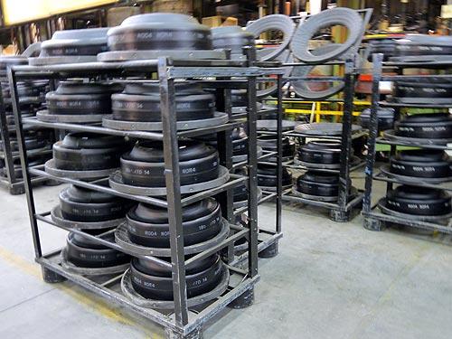 где производят шины nokian: