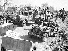 Автомобили на фронтах Второй мировой - арми