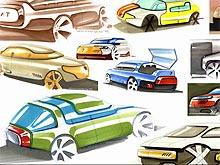 Реально ли  украинцу стать автомобильным дизайнером? - дизайнер