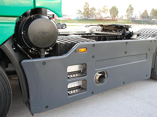 Ford Cargo 1846T: Курсор на Восток