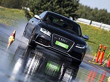 Тест летних скоростных шин Nokian Hakka Black - Nokian