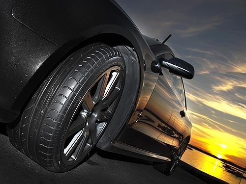 Тест летних скоростных шин Nokian Hakka Black
