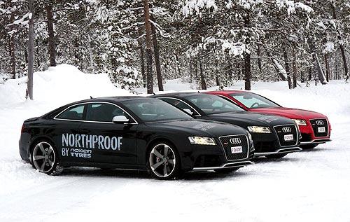 Репортаж из Белого Ада: новые зимние шины Nokian