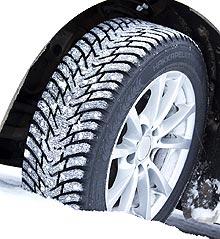 Зимние шины: промежуточные итоги сезона 2013