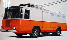 40 лет назад в Киеве уже выпускали гибриды - троллейбус