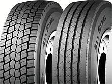 В Украине впервые проходят потребительские тесты грузовых шин TyRex All Steel