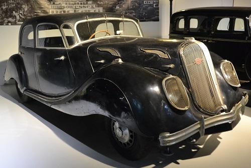 История о том, как Бельгия растеряла свой автопром. Уникальная коллекция