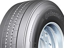 Continental представила восстановленную шину третьего поколения ContiRe EcoPlus HT3