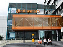 GM назвала Continental поставщиком 2015 года