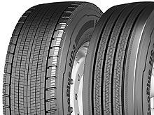 Continental представил новое поколение высокотехнологичных грузовых шин Conti EcoPlus
