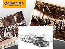 Зимним шинам Continental исполняется 62 года