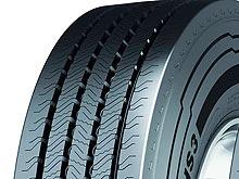Универсальные грузовые шины Conti Hybrid HS3 от Continental обеспечивают больше пробега и экономичности