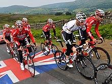 Велосипедисты в гонке Tour de France выбирают шины Continental