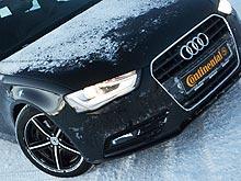 Как себя показали новинки зимних шин Continental на тестах