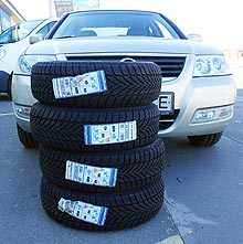 Как показали себя в Украине зимние шины Goodyear UltraGrip Ice2. Наши испытания