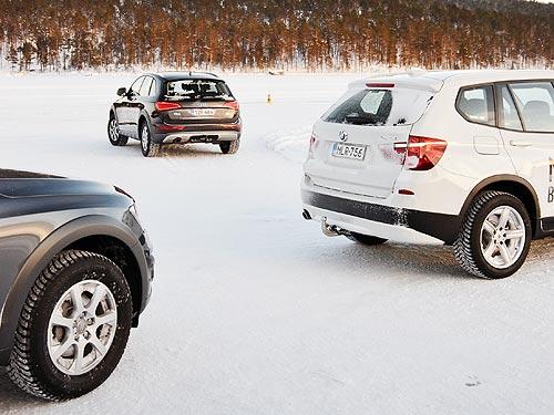 Как Nokian Tyres тестирует зимние шины - Nokian