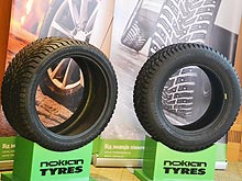 В Nokian Tyres раскрыли секреты своих новых шин