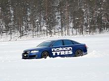 Как корреспондент AUTO-Consulting  установил рекорд скорости на льду
