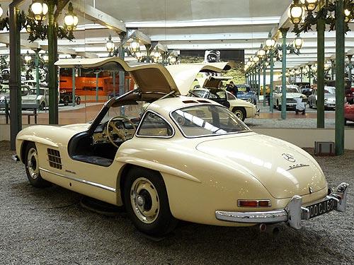 Самые дорогие авто всех времен. Наш репортаж из музея в Мюлузе