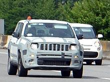 Шпионские фото новинок FIAT и Chrysler - шпион