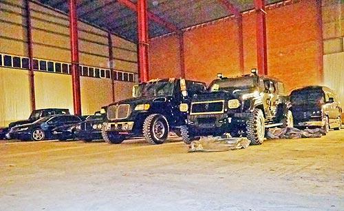 В Украине появился первый государственный музей ретро автомобилей