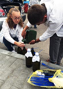 Проверку качества 92-го бензина в центре и на востоке Украины выдержали не все
