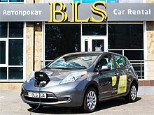 Электромобили теперь можно взять на прокат